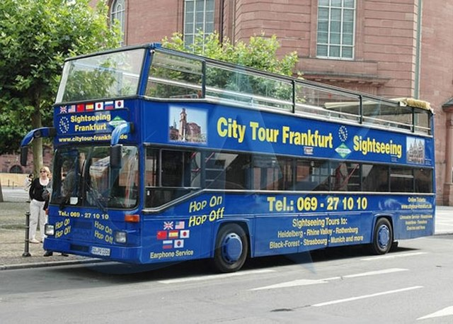 frankfurt transport